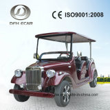 6 Seats Stable High Quality Classic Sightseeing Cart Electric Vehicles