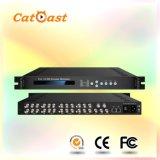 8CH H. 264/MPEG-2 AV Encoder Modulator