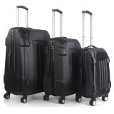 Polo Trolley Luggage ABS Travel Suitcase