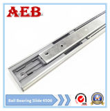 Aeb4506-350mm Full Extension Drawer Slide with Soft Closing
