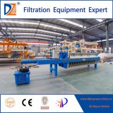 Dz Automatic Filter Press Machine for Wastewater Treatment