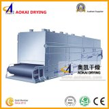 Continuous Plastic Products Conveying Dryer