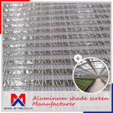 60~200 GSM Outside Aluminum Shade Screen for Control Temperature