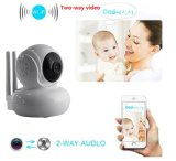 Security Wireless WiFi Smart IP Camera for Indoor Mini Vidoe Camera for Wholesale