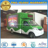 Mini Mobile LED Advertising Vehicle with Waterproof HD Screen