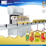 Automatic Linear Type Olive / Vegetable Oil Bottling Machine