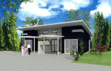Modo House E08/Container/Villa/Light Steel/Prefab/Prefabricated House (E08)