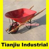 American Model Wheelbarrow Wh5400 with Wooden Handle