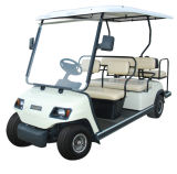 6 Passengers Folded Back Seat Electric Club Cart (LT-A4+2)