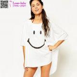 Happy Oversized Beach T-Shirt Dress L38474
