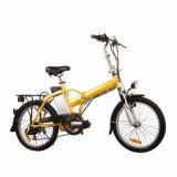 Складывая электрический велосипед с цепью внутренне 3-Speed Shimano...