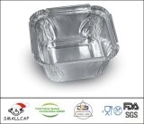 Sq75I Aluminium Foil Container 75X75X27 (32) mm 95ml