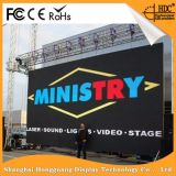 Outdoor High Definition Full Color P6 LED Display Screen
