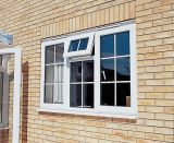 Top Quality UPVC Casment Window with Grids
