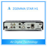 New Model Zgemma-Star H1 Combo DVB-S2 DVB-C Cover All Frenquency