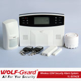 GSM Home Burglar Alarm System with LCD (YL-007M2B)