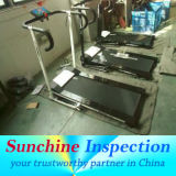 Inspection Services for Fitness Equipment