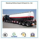 China 40cbm 52t Bulk Cement Semi Trailer for Sales