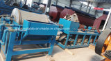 Wet Magnetic Drum Separator Conveyor Machine