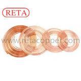 3/16 Inch Refrigeration Copper Coil Copper Tube