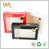 Package Box Paper Box with Pet for Food, Cosmetic