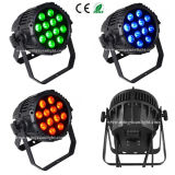 Professional Stage Lighting Rgwauv 6in1 IP65 LED PAR Light