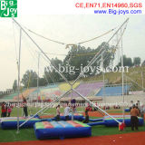 Amusement Park Children Inflatable Bungee Trampoline for Sale (BJ-BU07)