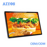 Aiyos Provide High Quality HD Full View Angle Picture Frame Support MP3 Music Video Slideshow