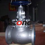 API ANSI BS1873 Cast Steel 300lb Globe Valve