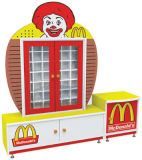 High Quality Toy Combination Storage Cabinet Preschool Furniture (TY-9170B)