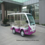 6 Seats Airport Transporting Electric Shuttle Bus Rsg-106y