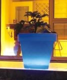 Fo-9526 Decorative LED Flower Pot for Hotel Decor