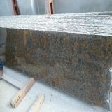 Polished Baltic Brown Granite Tiles for Floor