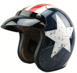 Vintage Helmet for Motorcycles