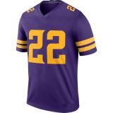 Men's Purple Color Rush Legend Football T Shirt