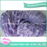 High Strength Light Appearance Polyester Cotton Fancy Yarn