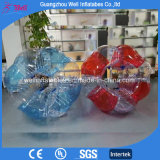 PVC / TPU Bubble Ball for Football Inflatable Body Bumper Ball
