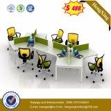 E1 Office Furniture Wooden Workstation 120 Degree Office Partition (HX-PT5064)