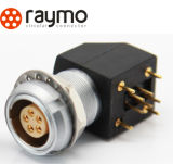 Manufacture Lemoes PCB Mounted Elbow Socket Exg Epg