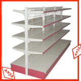Metal Gondola Display Rack for Shoes Shop