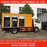Sewage Treatment Truck Underground Municipal Sewer Tank Suction Dongfeng Truck