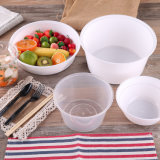 restaurant food packaging disposable clear plastic lunch box(PP box)