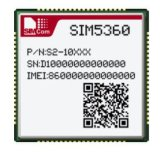 HSPA+/WCDMA and Quad-Band GSM/GPRS/Edge Module SIM5360