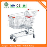 Cheap Top Sell Unfolding Supermarket Shopping Trolley