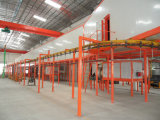 Fire Fighting Equipment Powder Coating Production Line
