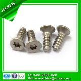 Torx Flat Head M2*5 Stainless Steel Screw for Metal