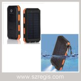 Waterproof 10000mAh Solar Power Bank Rechargeable Battery Charger