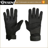 Black Military Winter Shooting Cycling Skiing Full Finger Protective Gloves