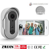 WiFi HD Ring Video Doorbell with Motion Detection, Two Way Audio, and Wireless Battery Backup