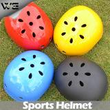 Snowmobile Children Bicycle Open Face Carbon Fiber Safety Helmet